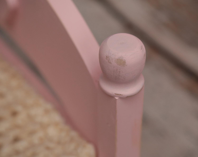 ハンドメイド★お姫様の木製ベッド