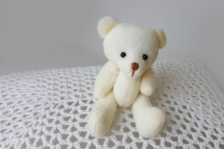 かわいいクマのぬいぐるみ☆クリーム