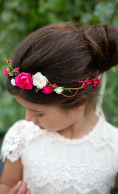 花かんむりAUBREY