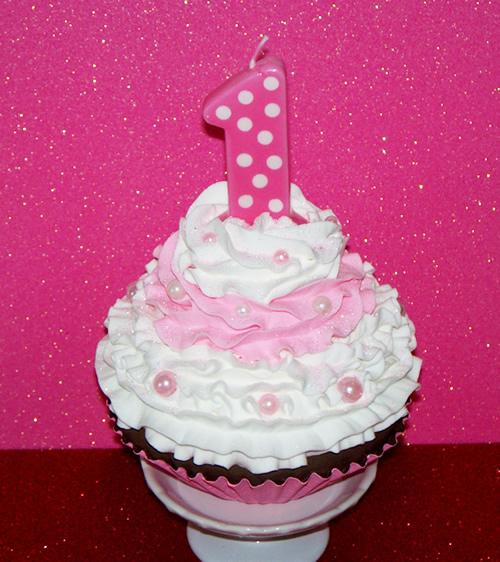 写真撮影用フェイクデコレーションカップケーキ!撮影小物