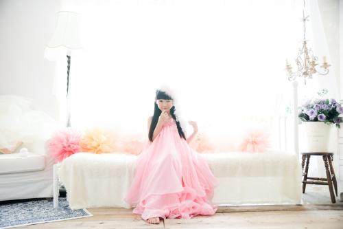 可愛いプリンセスドレス