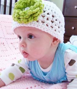 ガーデンパーティービーニー帽子