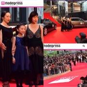 東京国際映画祭 レッドカーペット