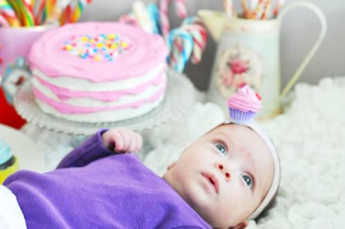 撮影用ケーキ