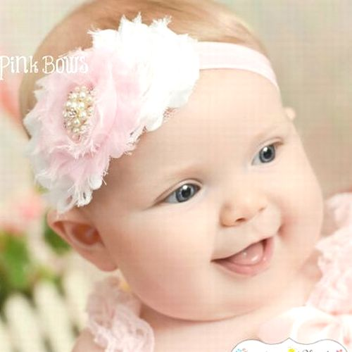 シャビーローズホワイト&ピンク